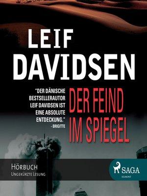 cover image of Der Feind im Spiegel