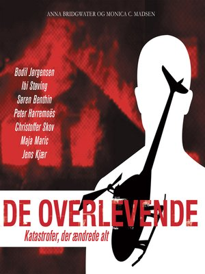 cover image of De overlevende
