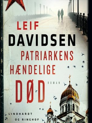 cover image of Patriarkens hændelige død