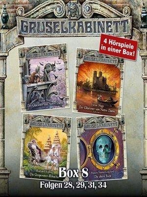 cover image of Gruselkabinett, Box 8