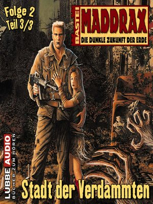 cover image of Maddrax, Folge 2