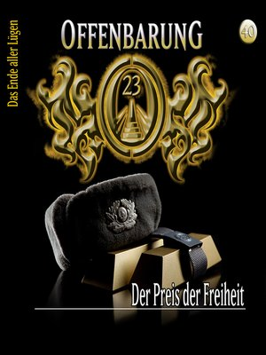 cover image of Offenbarung 23, Folge 40
