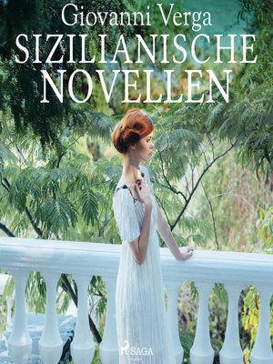 cover image of Sizilianische Novellen