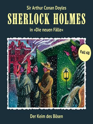 cover image of Sherlock Holmes, Die neuen Fälle, Fall 48