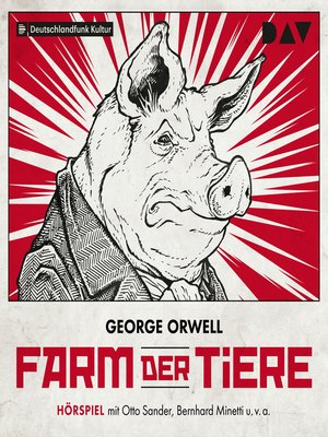cover image of Farm der Tiere
