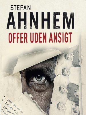 cover image of Offer uden ansigt--Fabian Risk-serien 1