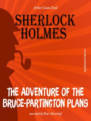 cover image of The Adventure of the Bruce-Partington Plans