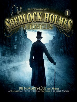 cover image of Sherlock Holmes Chronicles, Folge 1