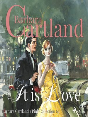 cover image of It is Love--The Pink Collection 62