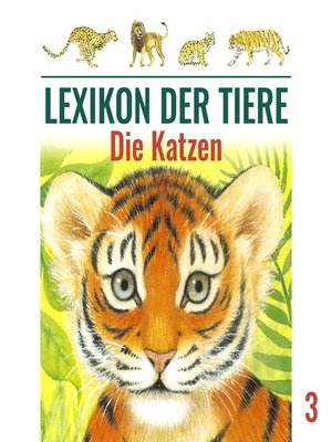cover image of Lexikon der Tiere, Folge 3