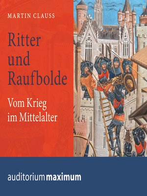 cover image of Ritter und Raufbolde