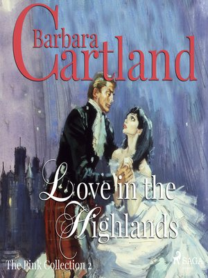 cover image of Love in the Highlands--The Pink Collection 2