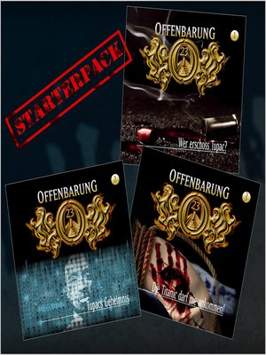 "cover image of Offenbarung 23 ""Starterpack""--Folgen 1-3"