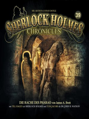 cover image of Sherlock Holmes Chronicles, Folge 39
