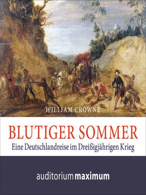 cover image of Blutiger Sommer