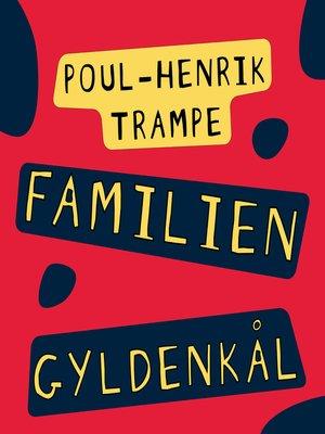cover image of Familien Gyldenkål
