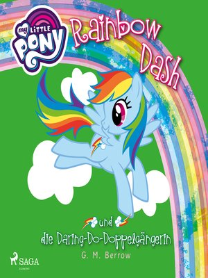 cover image of My Little Pony, Rainbow Dash und die Daring-Do-Doppelgängerin