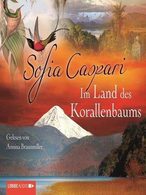 cover image of Im Land des Korallenbaums