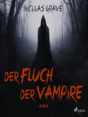 cover image of Der Fluch der Vampire
