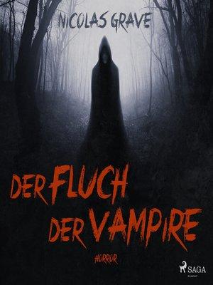 cover image of Der Fluch der Vampire