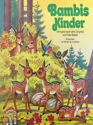cover image of Bambi, Folge 2