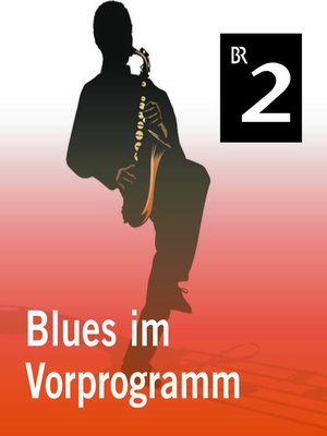 cover image of Blues im Vorprogramm