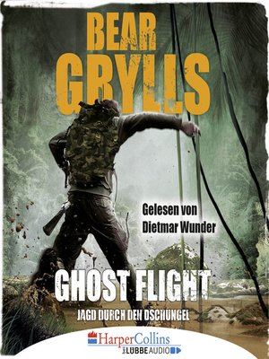 cover image of Ghost Flight--Jagd durch den Dschungel