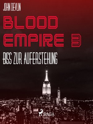cover image of Biss zur Auferstehung--Blood Empire 3 3