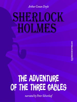 cover image of The Adventure of the Three Gables