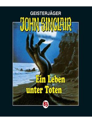 cover image of John Sinclair, Folge 83