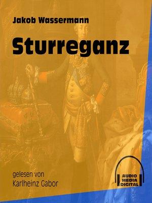 cover image of Sturreganz
