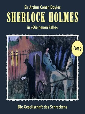 cover image of Sherlock Holmes, Die neuen Fälle, Fall 2