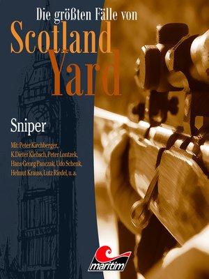 cover image of Die größten Fälle von Scotland Yard, Folge 37