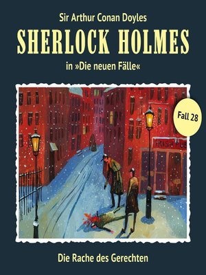 cover image of Sherlock Holmes, Die neuen Fälle, Fall 28