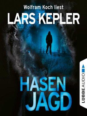 cover image of Hasenjagd--Joona Linna 6