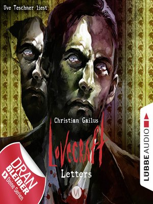 cover image of Lovecraft Letters--Lovecraft Letters, Folge 6