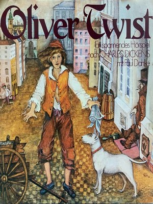 cover image of Charles Dickens, Oliver Twist