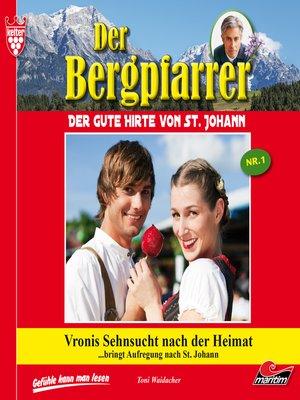 cover image of Der Bergpfarrer, Folge 1
