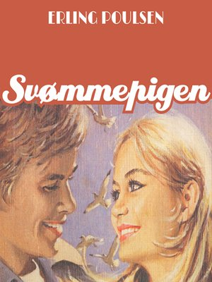 cover image of Svømmepigen--Succesromanen 5
