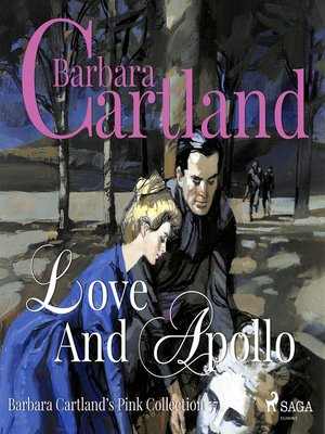 cover image of Love and Apollo--The Pink Collection 57