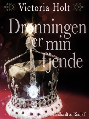 cover image of Dronningen er min fjende