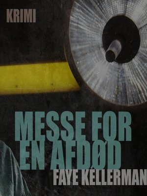 cover image of Messe for en afdød