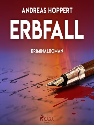 cover image of Erbfall--Kriminalroman
