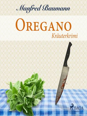 cover image of Oregano--Kräuterkrimi