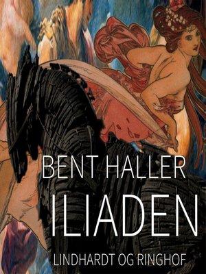 cover image of Iliaden