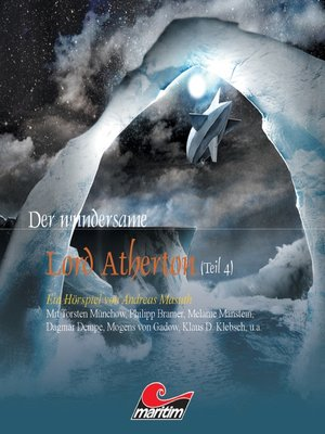 cover image of Der wundersame Lord Atherton, Der wundersame Lord Atherton, Teil 4