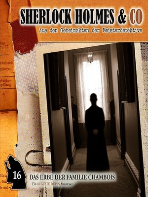 cover image of Sherlock Holmes & Co, Folge 16