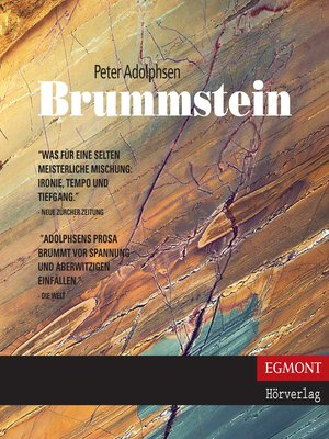 cover image of Brummstein