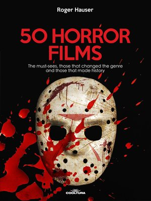 cover image of 50 Horror Films