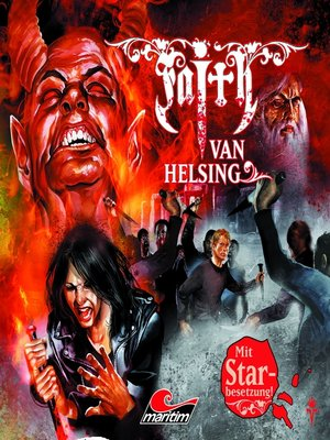 cover image of Faith--The Van Helsing Chronicles, Folge 25